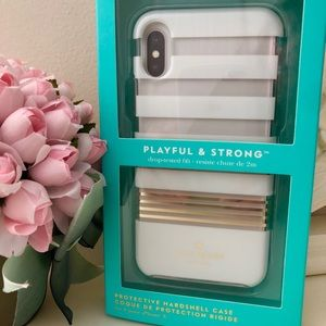 🎀 Kate Spade ♠️ IPHONE X Protective Case